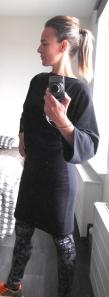zelf een jurkje maken / handgemaakt jurkje / www.geensteekjelos.wordpress.com