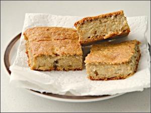 muffins met appel en walnoten