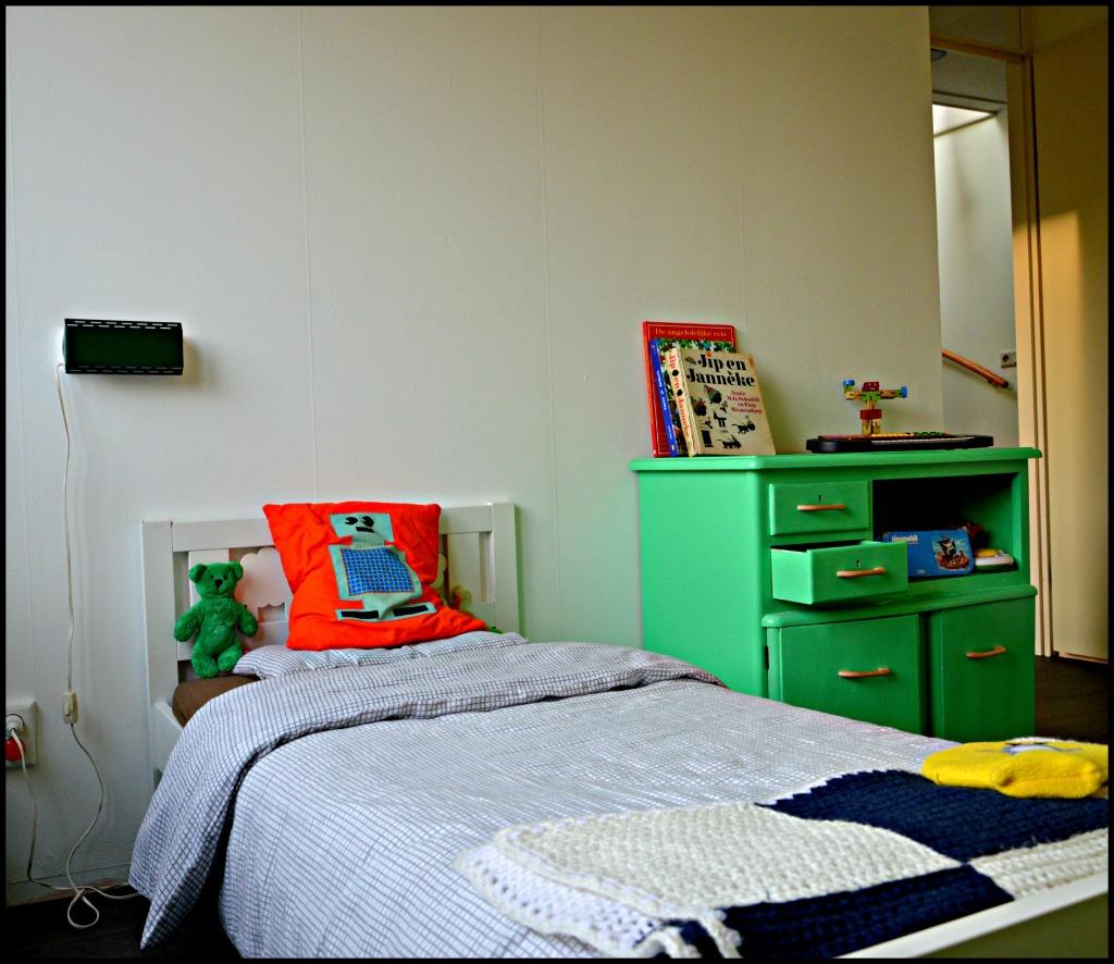 Nieuw jaar nieuw huis geensteekjelos for Deco slaapkamer jongen jaar